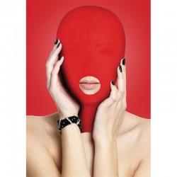 Shots Ouch Mascara de Sumision Rojo