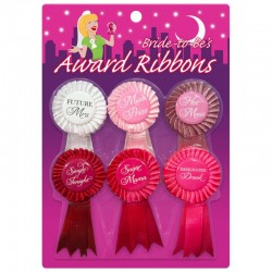 Broche Bride To Be Award Ribbons
