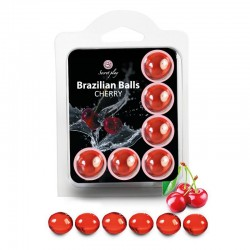 Brazilian Balls Set 6 Cereza