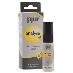 Pjur Analyse Me Spray Lubricante Anal 20 ml